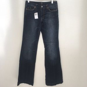 7 For All Mankind Jeans - NWT 7 for all mankind size 29 flare